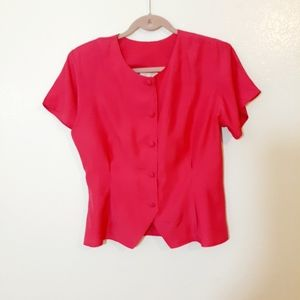 Jaclyn Smith Tops - Womens blouse